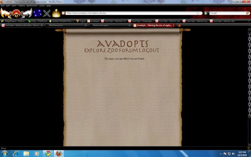 Quest Glitch Avadop10