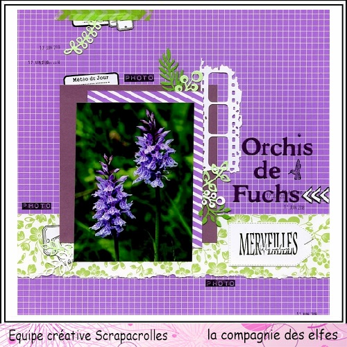 Page scrapbooking Octobre 2018 Orchis10