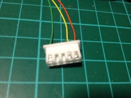 Cablatura Flash sparo da Taigen MFU a IBU2 110