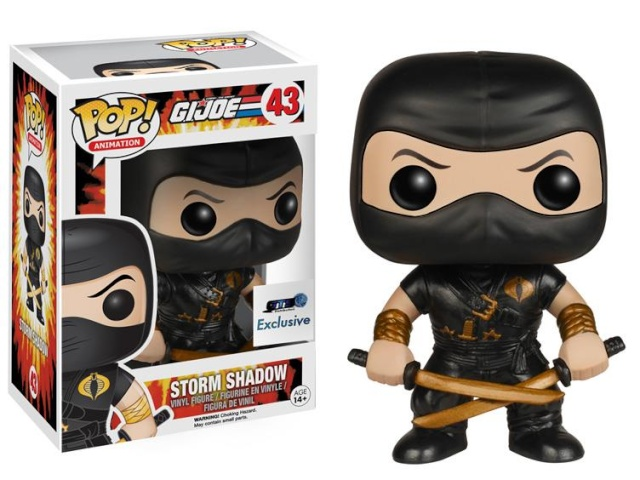 Funko POP GI.Joe! Fnk13010