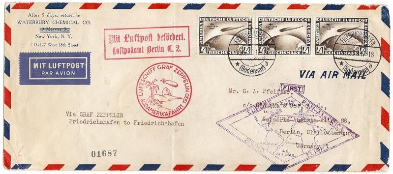 """nach - Südamerikafahrt 1930 (Rundfahrt-) Post nach Friedrichshafen"""" - Seite 6 57_p_b10"""