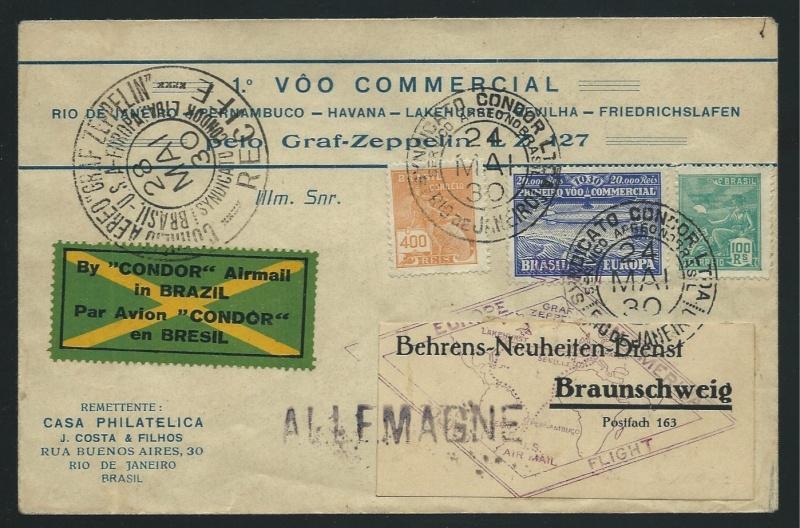 """Südamerikafahrt 1930 (Rundfahrt-) Post nach Friedrichshafen"""" - Seite 5 59_c_v10"""