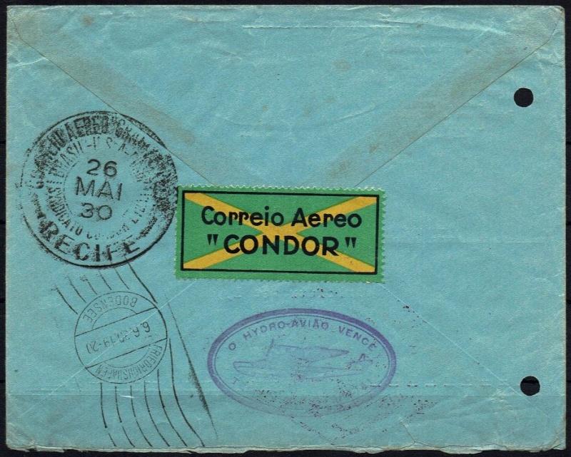 """Südamerikafahrt 1930 (Rundfahrt-) Post nach Friedrichshafen"""" - Seite 6 59_f_j11"""