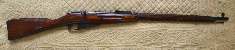 Fusil d'infanterie Mosin 91-30 Mosin210
