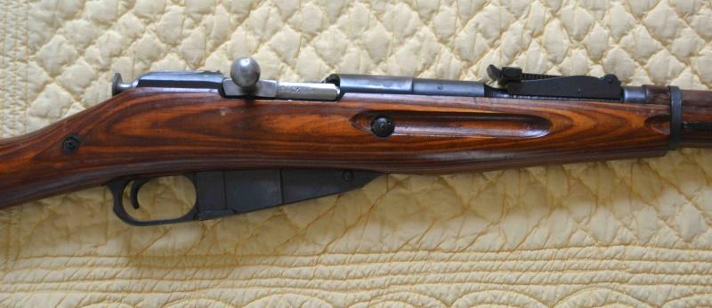 Fusil d'infanterie Mosin 91-30 Mosin410