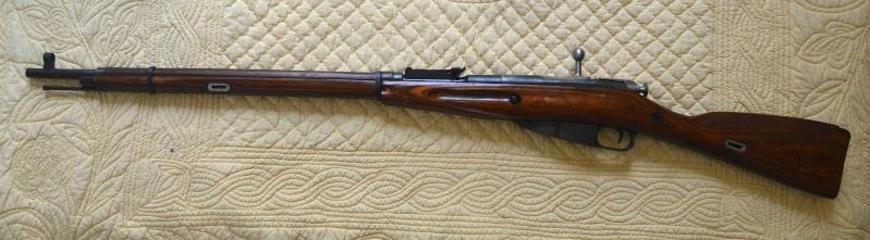 Fusil d'infanterie Mosin 91-30 Mosin510