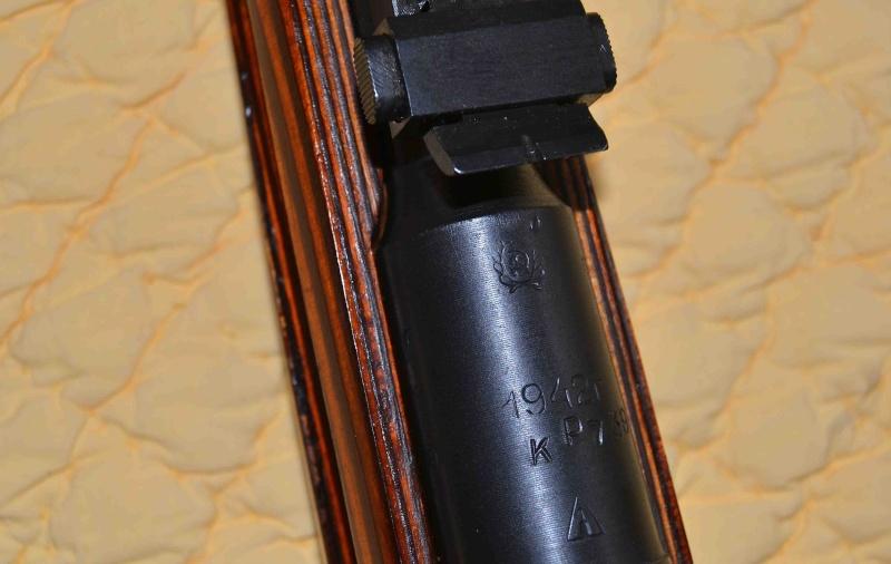 Fusil d'infanterie Mosin 91-30 Mosin910