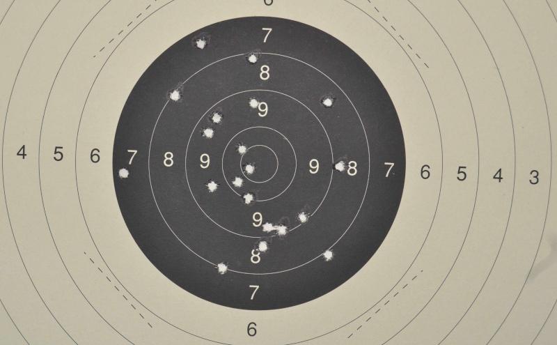 Fusil d'infanterie Mosin 91-30 Tir_110