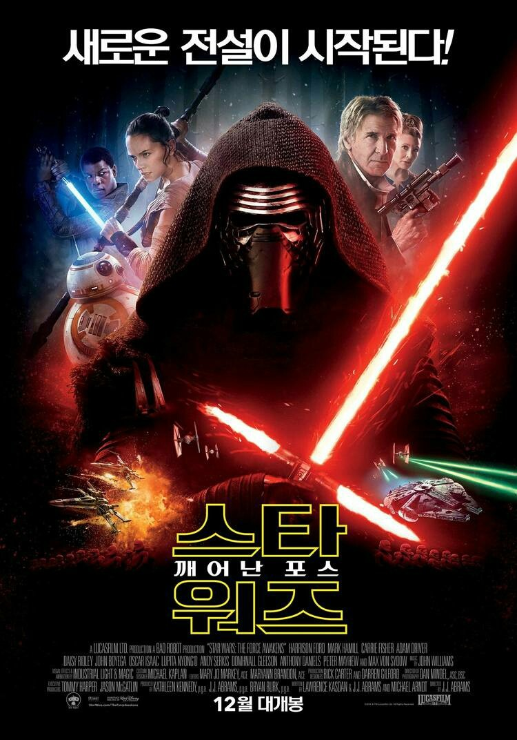 7 - Les posters de Star Wars The Force Awakens - Page 8 Starwa10