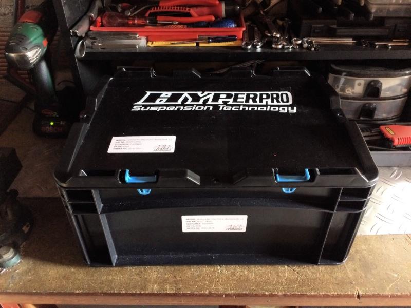 Amortisseur arrière pour NC 750 X Honda Img_8916
