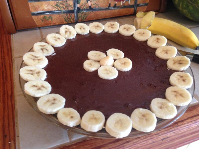 Tarte Choco-Banane Img_4210