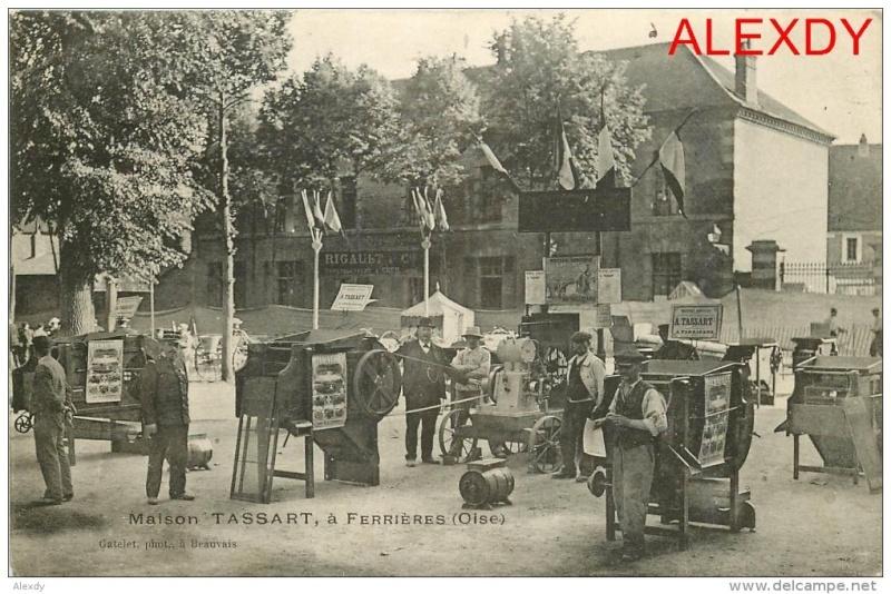 Cartes postales anciennes (partie 1) - Page 19 Ferrie10