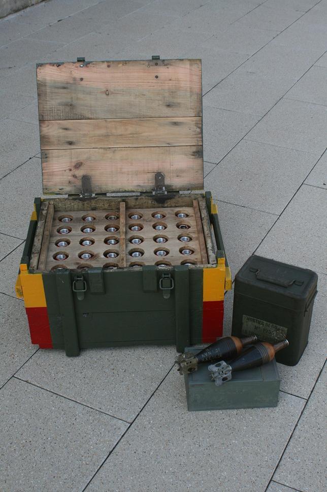Le mortier de 60 mm modèle 1935  Mortie19