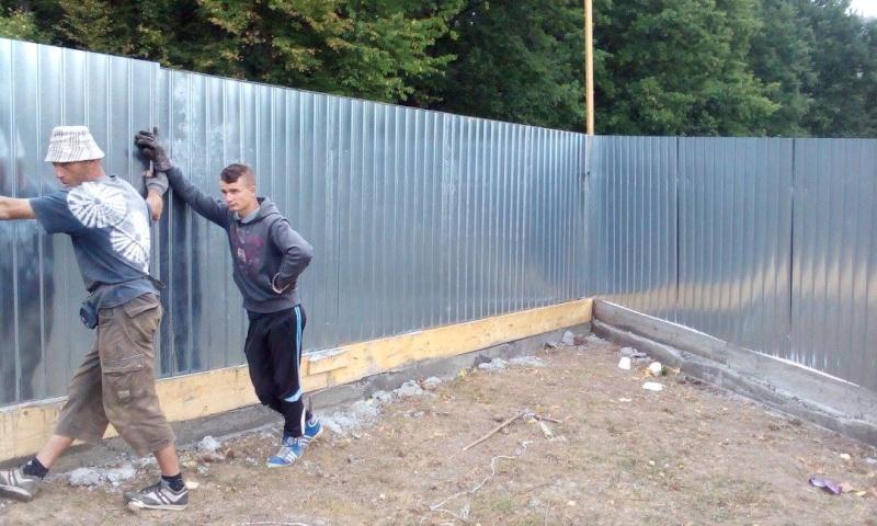 La construction du refuge a débuté 10633310
