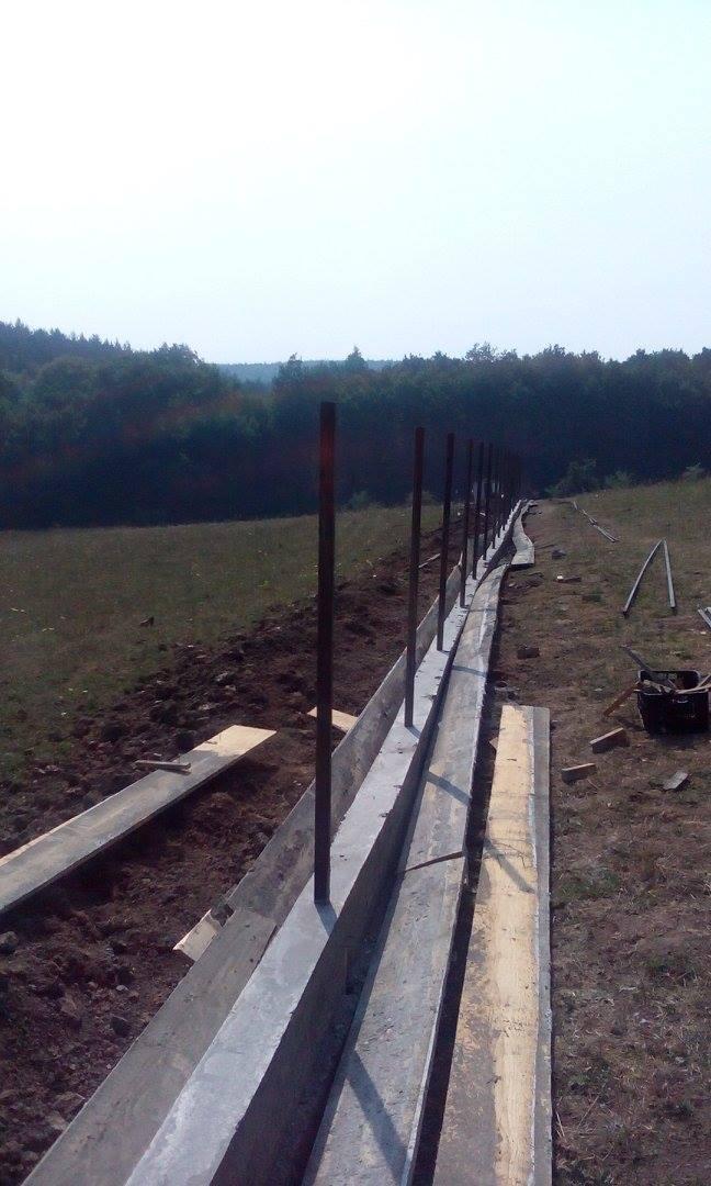 La construction du refuge a débuté 11884610