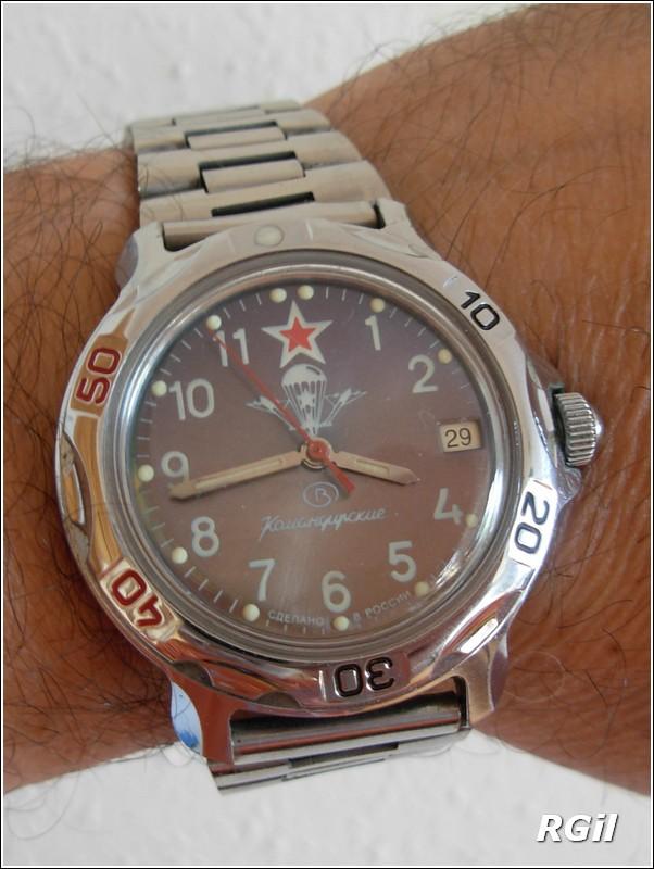 vostok - Vostok custom ! Dscn4810