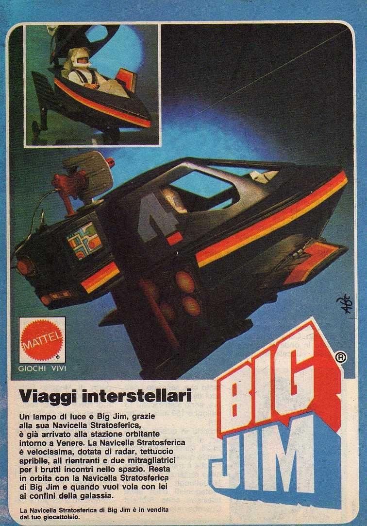 PUBBLICITA'  ITALIANE  DEL PERIODO SPIONAGGIO 1982 - 84 _57111