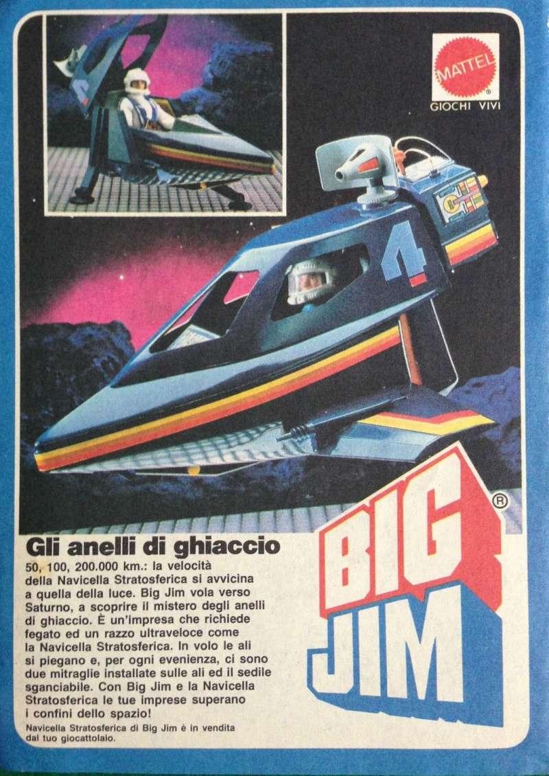 PUBBLICITA'  ITALIANE  DEL PERIODO SPIONAGGIO 1982 - 84 _57s11