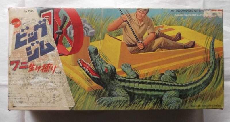 Devil River Trip /caccia al coccodrillo No. 7310 S-l16010