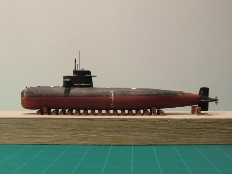 PLA Type 039 1/700 Hobby Boss 039-110