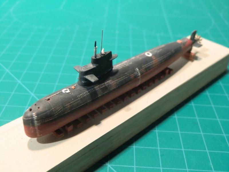 PLA Type 039 1/700 Hobby Boss 039-210