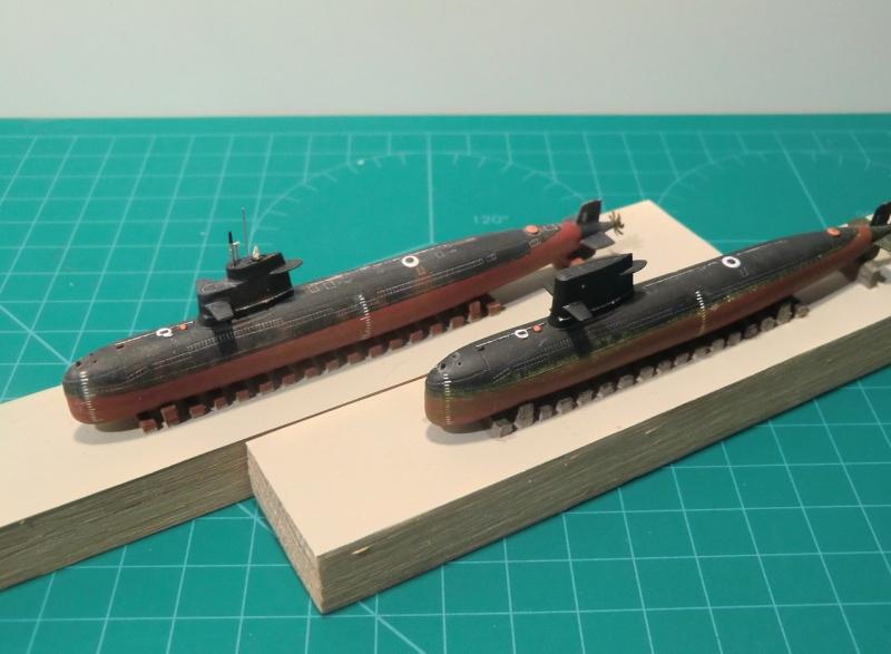 PLA Type 039 1/700 Hobby Boss 039-510