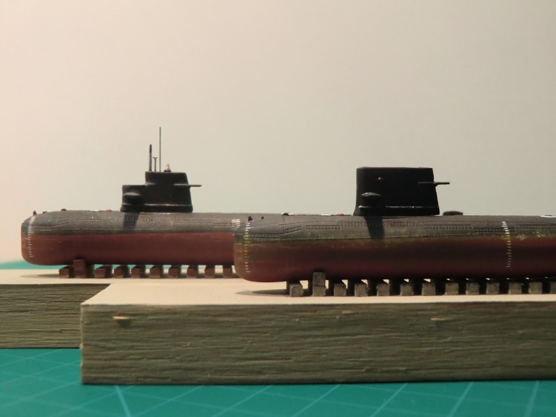 PLA Type 039 1/700 Hobby Boss 039-610