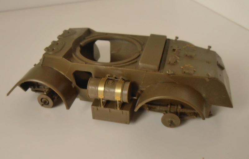 Staghound Mk I (Italeri au 1/35ème) P9011411