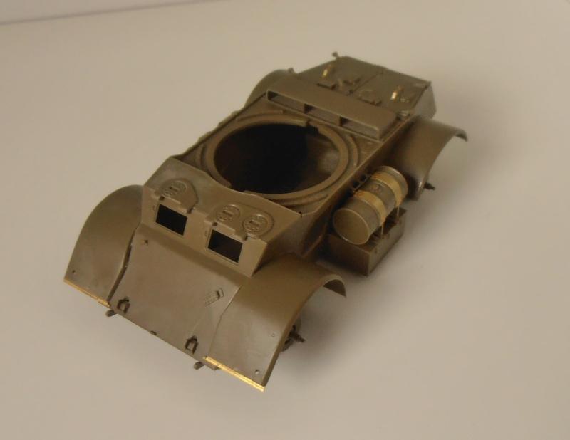 Staghound Mk I (Italeri au 1/35ème) P9011412