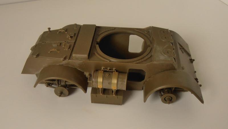 Staghound Mk I (Italeri au 1/35ème) P9011413