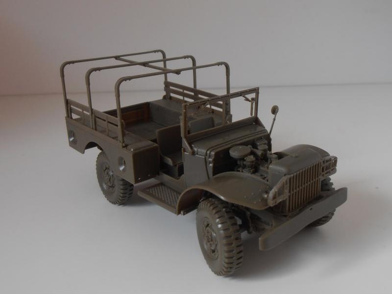 Dodge WC51 ( 1/35ème AFV ) P9290112