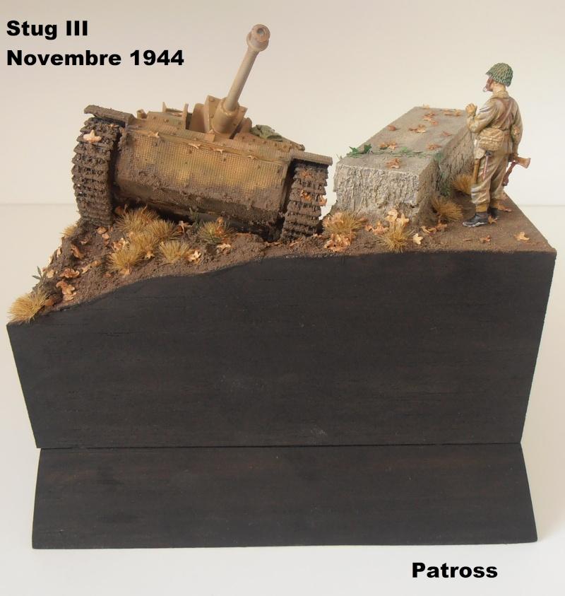 Sug III a l abandon ( tamiya 1/35eme ) Pb110515