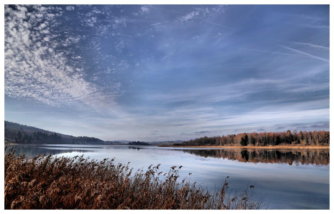 Au lac de l'abbaye Abbaye11