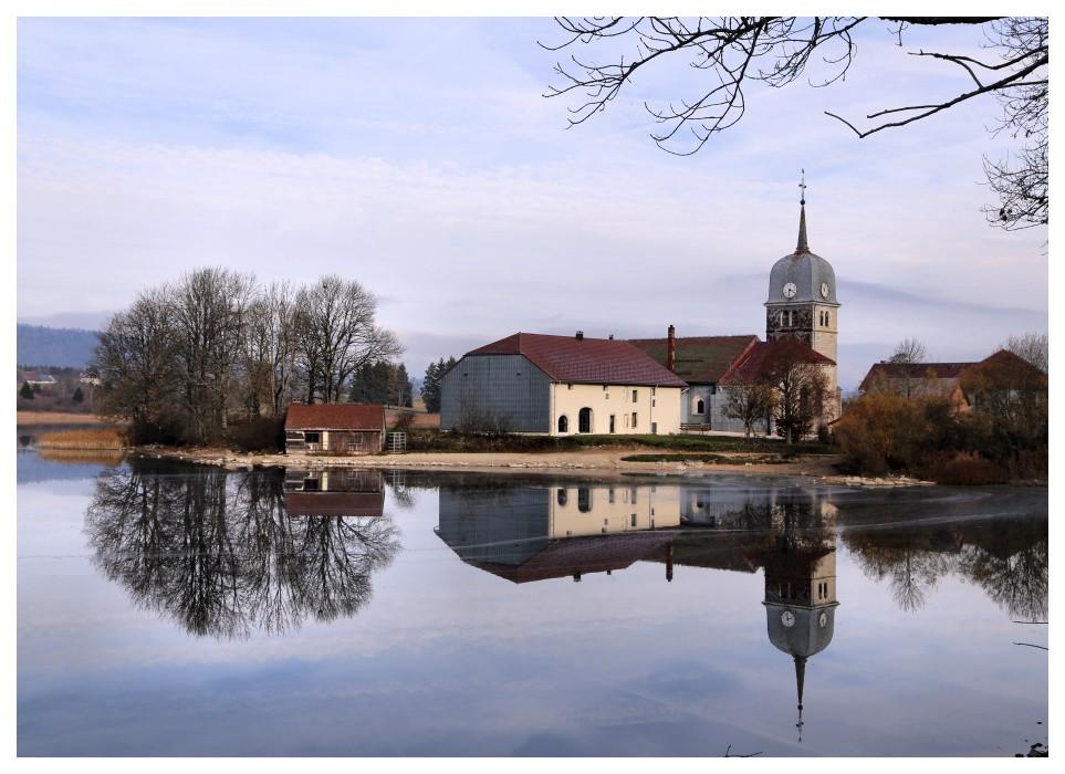 Au lac de l'abbaye Abbaye12