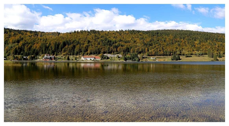 En balade au lac des Rousses Rousse10