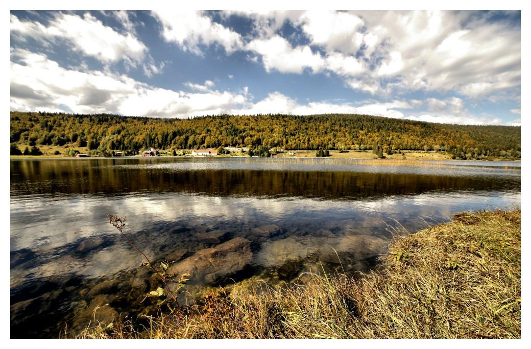 En balade au lac des Rousses Rousse11
