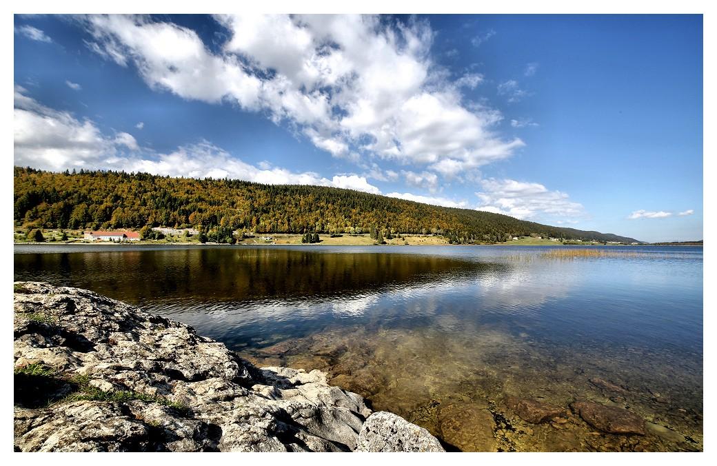 En balade au lac des Rousses Rousse12