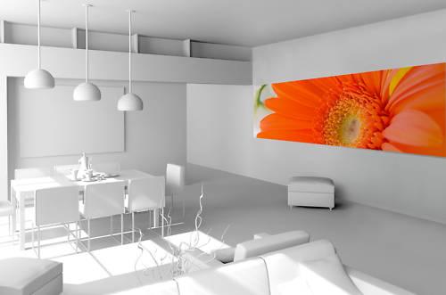 couleur orange pour grand mur mal foutu dans salon ? Btwdrs10