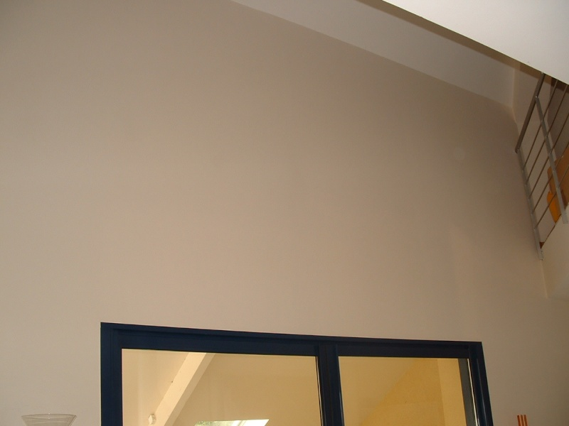 couleur orange pour grand mur mal foutu dans salon ? Daplaf11