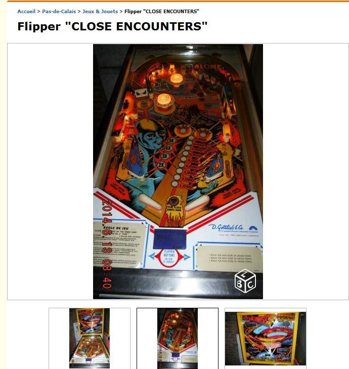 Flipper close encounters électronique - Page 4 Captur17