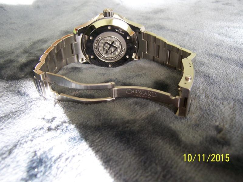 ward - Revue de la montre Christopher Ward TRIDENT C60-GMT600  en version 42 mm. 100_2635
