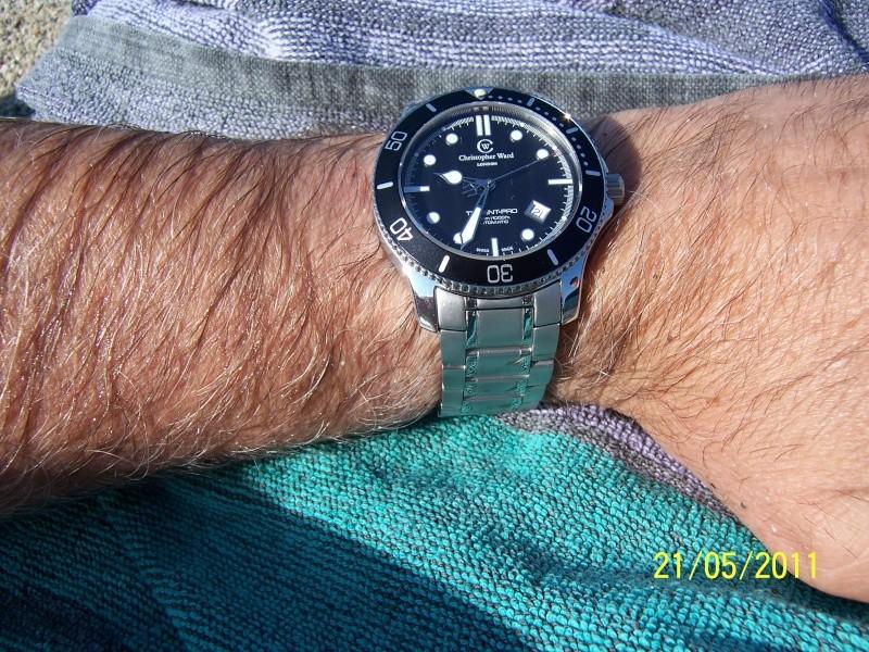 ward - La GMT de Christopher Ward Vacanc29