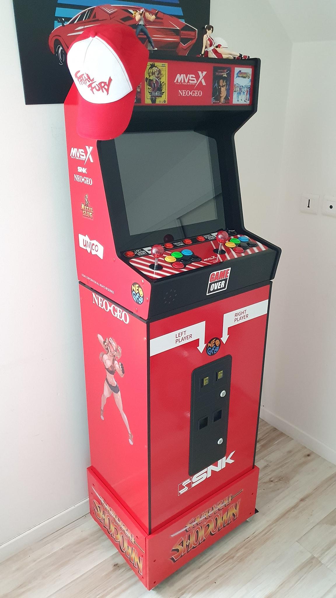 Mon Bartop Neo Geo MVSX 19637910