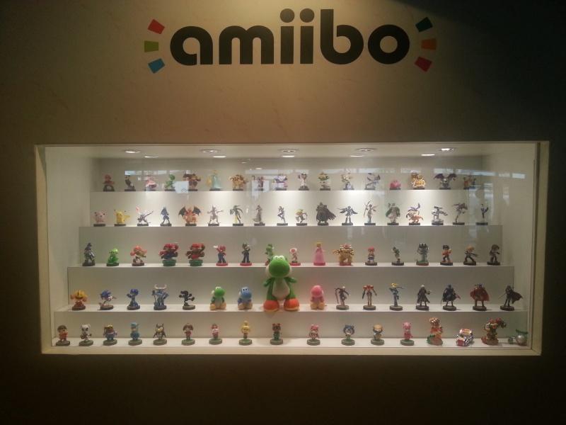 (Amiibo) Comment les présentez vous ? 20151017