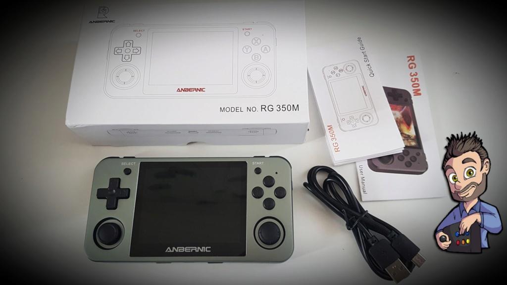 VENDU console RG350M 96778910