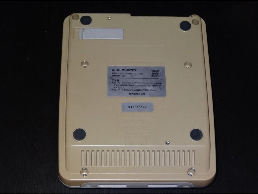 Topic sur la Super Famicom, le 1CHIP, etc. Consol10