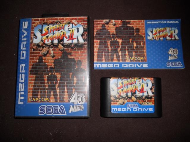 (VDS) Lot Mega Drive  Dscn0711