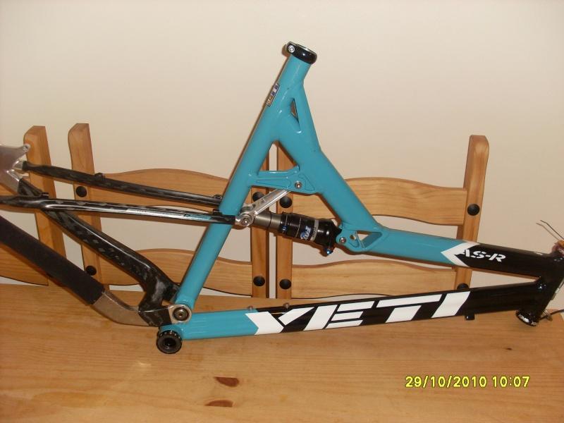 Yeti ASR-C Large Frame  Sl371512