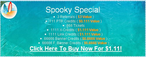 Spooky Advertising Special Snap11