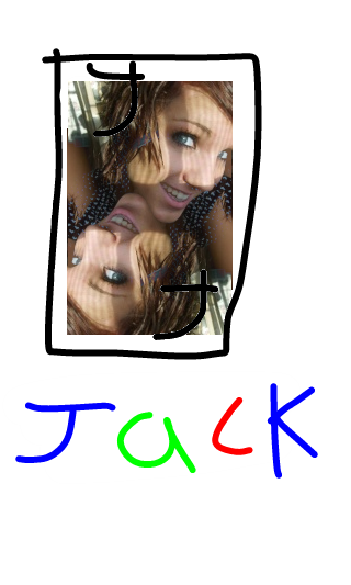 star draws pictures of you here Jack210